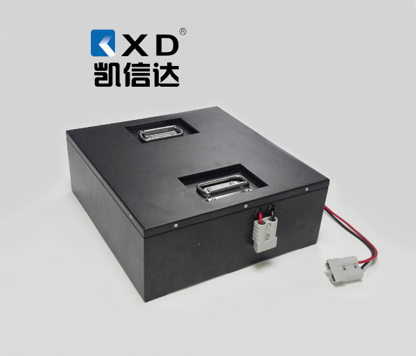 KXD-24V-60AH磷酸铁锂电池(穿梭车)