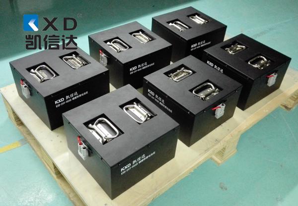 KXD-24V-100AH磷酸铁锂电池